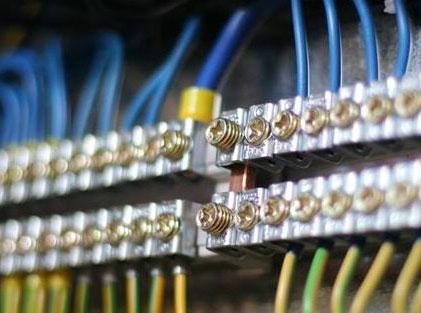 Схема укладки электропроводки в квартирах.